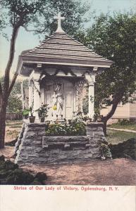 Shrine of Our Lady of Victory, Ogdensburg, New York, 00-10s