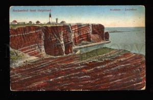 016388 GERMANY LIGHTHOUSE  in HELGOLAND island Vintage PC