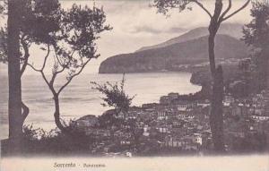 Italy Sorrento Panorama