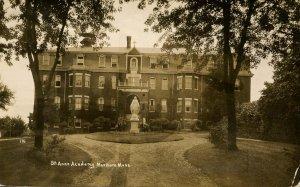 MA - Marlboro. St Anne Academy    RPPC