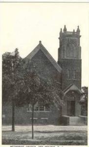 Methodist Church, Red Springs, North Carolina, 00-10s