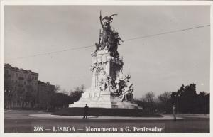 RP; LISBOA, Monumento a G. Peninsular, Portugal, 10-20s