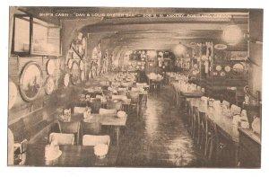 Portland, Oregon to Longview, Washington, Ship's Cabin Dan & Louis Oyster Bar