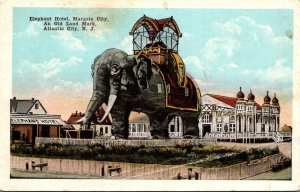 New Jersey Atlantic City Elephant Hotel Margate City