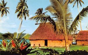 Fiji Fijian Bure  Fijian Bure
