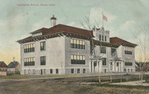 BOISE , Idaho , 1900-10s ; Longfellow School