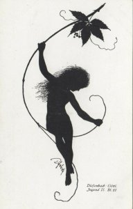 DIEFENBACH : Fantasy Silhouette , 00-10s ; Jugend II Bl.21