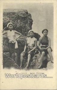 Vietnam, Viet Nam,  Nhân Vật Tonkin Doson Pecheuses