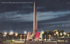 Indiana Indianapolis Obelisk At War Memorial Inianapolis