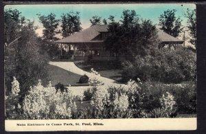 Main Entrane,Como Park,St Paul,MN BIN