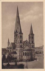 Munsterkirche, Bonn Am Rhein (North Rhine Westphalia), Germany, 1900-1910s