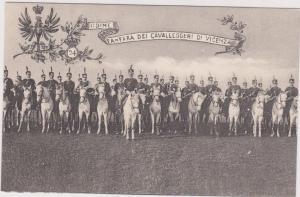Military , Fanfara dei Cavalleggeri di VICENZA , Italy, 00-10s 1/2