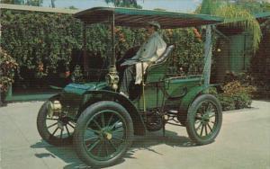 Vintage Auto 1904 Knox