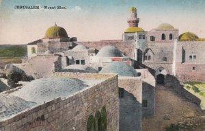 JERUSALEM , Israel , 00-10s ; Mount Zion