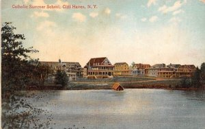 Catholic Summer School Cliff Haven, New York