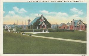 8976 Star of the Sea Catholic Church, Virginia Beach/Norfolk 1935
