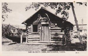 RP, Sam McGee's Cabin, Whitehorse, Yukon, Canada, 1920-1940s