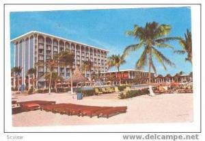 Aruba-Sheraton Hotel & Casino, Oranjestad PU 1971,