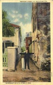 Treasury Street St Augustine FL Unused