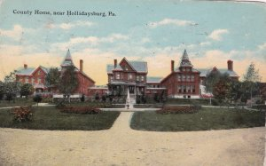 HOLLIDAYSBURG , Pennsylvania, 1912 ; County Home