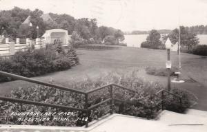 RP; ALBERT LEA, Minnesota; Fountain Lake Park, PU-1948