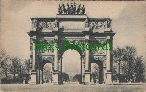 France Postcard - Paris Et Ses Merveilles - Arc De Triomphe    RS25890
