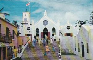 Bermuda St George's St Peter's Church