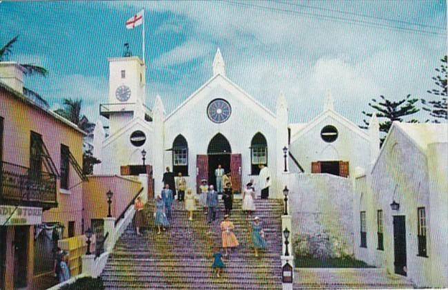 Bermuda St George's St Peter's Church