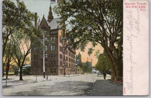 Milwaukee, Wis., Masonic Temple - 1907