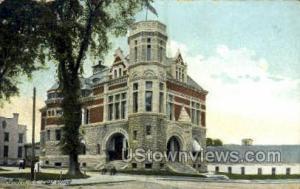 Post Office Auburn NY 1912