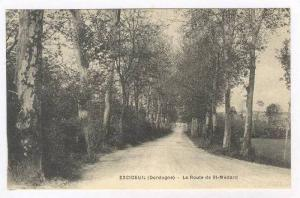EXCIDEUIL (Dordogne), France, 00-10s   La Route de St-Medard