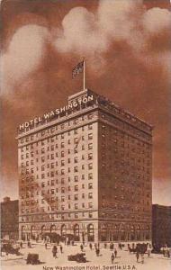 Washington Seattle New Washington Hotel