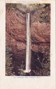 Latouralle Falls Columbia River Frank S Thayer Publisher Denver 1905
