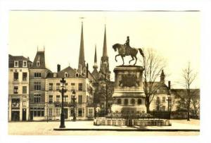 Luxembourg, Place Guillaume, PU