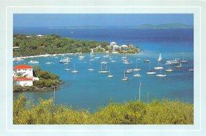 us7986 cruz bay harbour st john Virgin Islands in the Caribbean Sea