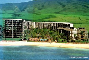Hawaii Maui Aston Kaanapali Shores Resort