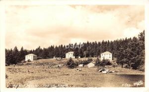 B92/ Kodiak Alaska AK Real Photo RPPC Postcard 1949 Baptist Mission