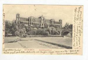 View Of Maximilianeum, Munchen, Germany, PU-1903
