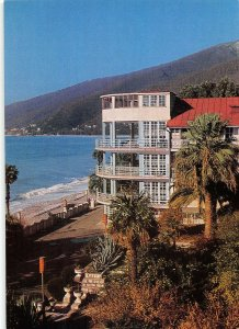 B110081 Gagra Sanatorium Promenade Panorama