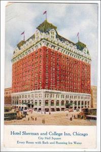 Hotel Sherman & College Inn, Chicago