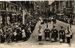 CPA ORLÉANS-Fetes du 500 Anniversaire de Jeanne d'Arc-Grand Cortege (265936)