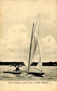 IA - Lake Okoboji. Sailing