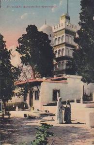Mosquee Sidi-Abderhaman, Alger, Algeria, Africa, 1900-1910s