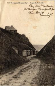 CPA Varengeville sur Mer, Gorges du Petit Ailly (349025)