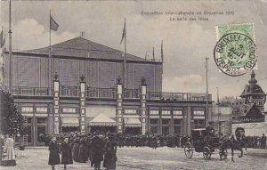 Exposition Universelle Bruxelles 1910 La salle des fetes