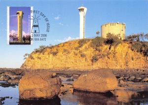 Postcard Point Cartwright Lighthouse, QLD, Australia, First Day of Issue #172