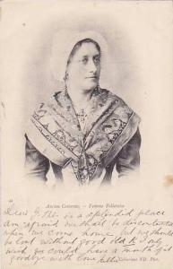 Europe , Femme Polletaise, Woman 1900-10s