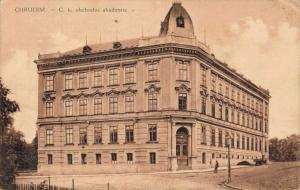 Czech Republic Chrudim C. K. Obchodni akademie 02.38