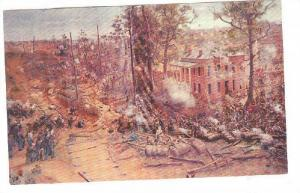 The Cyclorama of the Battle of Atlanta, in Grant Park, Atlanta, Georgia, 40-60s