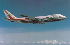 Wardair Boeing 747 CF-DJC, the Phil Garratt in Flight